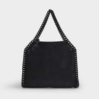 Stella McCartney Falabella Small Tote In Black Eco Leather