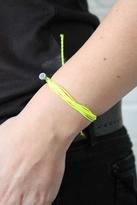 Pura Vida Bracelet in Neon Yellow