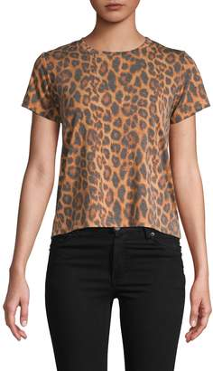 Prince Peter Collections Leopard-Print Short-Sleeve Tee