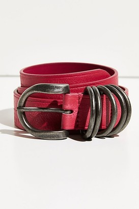 Fp Collection Rori Leather Belt