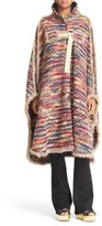 See by Chloe Knit Cape