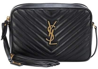Saint Laurent Lou leather shoulder bag