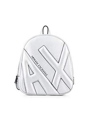 Armani Exchange A|X Logo Backpack