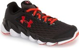 Under Armour 'Micro G ® Spine TM ' Athletic Shoe (Big Kid)