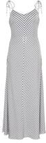 Maria Lucia Hohan Kia Striped Midi Dress
