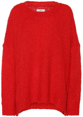 Etoile Isabel Marant Shana alpaca and wool-blend sweater