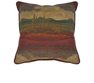 Austin Horn Classics Desert Sunset Throw Pillow