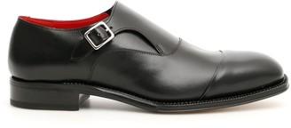 Alexander McQueen Monk Shoes