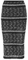 Roland Mouret Gunby tweed pencil skirt