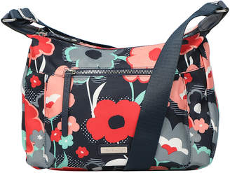 Gracia Lily Bloom Women's Crossbodies FESTIVAL - Festival Floral Convertible Hobo