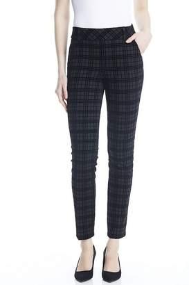 I Love Tyler Madison Bonnie Grid Trouser