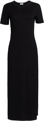 AG Jeans Alana Short-Sleeve T-Shirt Dress