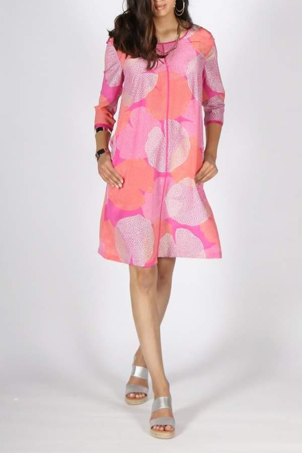 Pink Lotus Rasa Pink-Lotus Aisha Dress