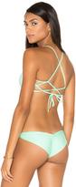 Vitamin A Gemma Bralette Bikini Top