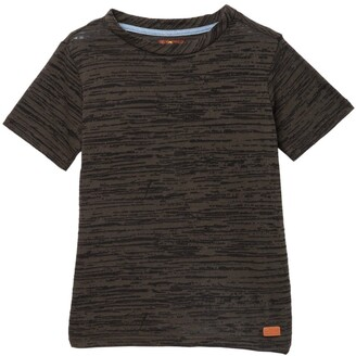 7 For All Mankind Burn Out Tee