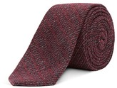 Ted Baker Uni Textured Jacquard Skinny Tie