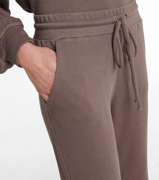 Lanston Cotton-blend terry sweatpants