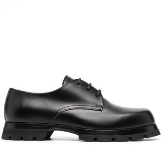 Jil Sander Chunky-Sole Lace-Up Shoes