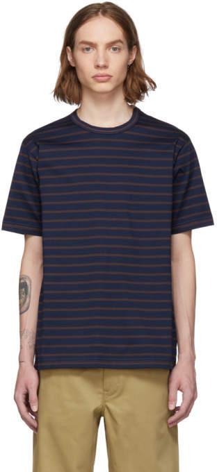 cde0614817 Junya Watanabe Blue Men's Shirts - ShopStyle