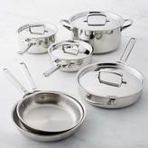 Wolf Gourmet Stainless Steel 10-Piece Set