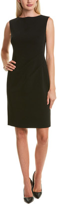 Lafayette 148 New York Della Sheath Dress