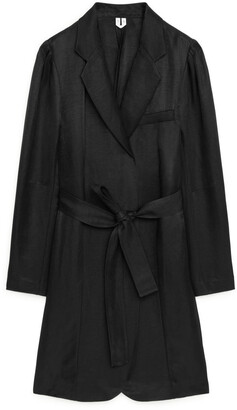 Arket Belted Blazer Dress