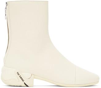 Raf Simons Off-White Solaris Boots