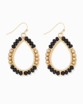 Charming charlie Tierra Teardrop Earrings