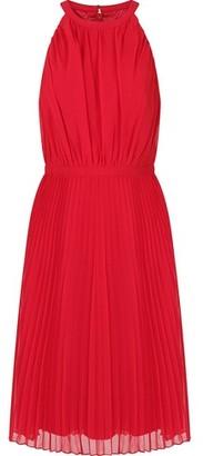 Dorothy Perkins Womens Chi Chi London Red Soren Skater Dress, Red