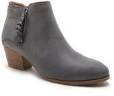 Qupid Gray Travis Ankle Boot