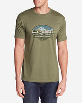Eddie Bauer Men's Graphic T-Shirt - Grand Teton Outfitters