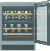 Miele KWT 6321 UG built under wine conditioning unit