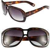 Marc Jacobs 61mm Sunglasses