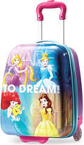 """American Tourister Disney Princess 18"""" Hardside Rolling Suitcase by"""