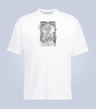Acne Studios Summer Solstice printed T-shirt