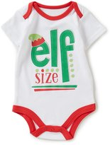 Baby Starters 3-12 Months Christmas Elf Size Bodysuit