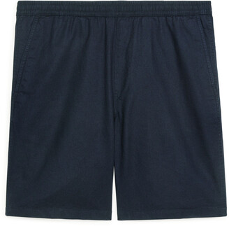 Arket Relaxed Linen Shorts