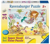 Ravensburger Junior Mermaid 24pc Puzzle