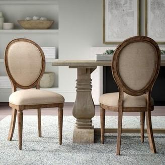 GreyleighTM Margie Upholstered Dining Chair (Set of 2) Greyleigh