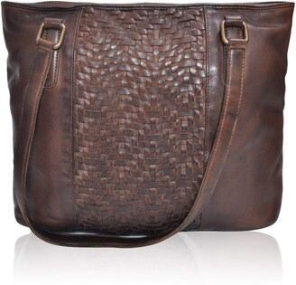 Oak leathers Leather Shoulder Bags for Women- Medium Premium Over the Shoulder Luxury Premium crossbody Ipad