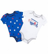 Quiksilver Infants Board Cycle S/S Onesie (012 Months) - 7532188