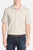 Nordstrom Trim Fit Interlock Knit Polo