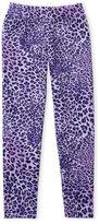 Dirtee Hollywood Girls 4-6x) Leopard Print Leggings