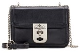 Patricia Nash Heritage Roanne Small Flap Chain Leather Crossbody