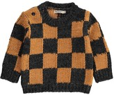 Imps & Elfs Checked Pullover