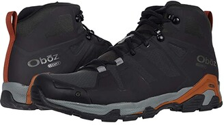 Oboz Arete Mid B-DRY (Black/Copper) Men's Shoes