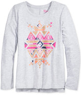 Epic Threads Graphic-Print T-Shirt, Big Girls (7-16), Only at Macy's