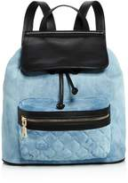 Sunset & Spring Denim Backpack - 100% Exclusive