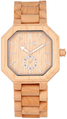 Earth Wood Unisex Acadia Watch
