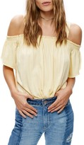 Free People Women's Darling Off The Shoulder Top
